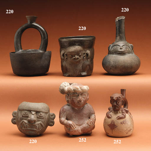 A GROUP OF CHAVIN ARTICLES