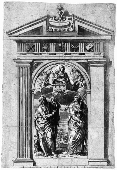 Domenico del Riccio, il Brusas