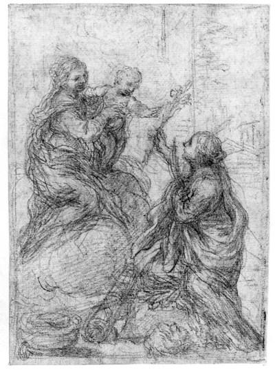 Ciro Ferri* (1628/34-1689)