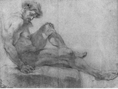 Giovanni Battista Gaulli, il B