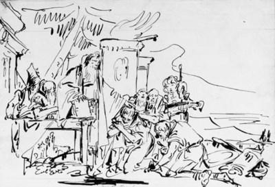 Giovanni Domenico Tiepolo* (17