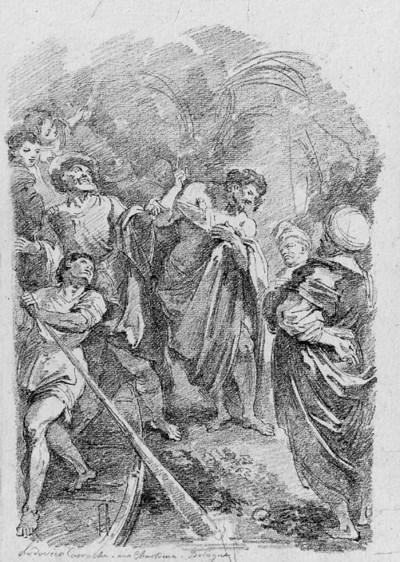 Jean-Honor Fragonard* (1732-18