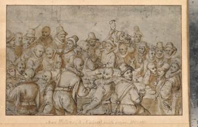 Haarlem School, circa 1600