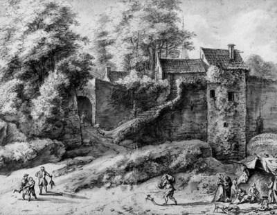 Anthonie Waterloo* (c.1621-169