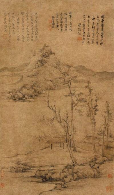 Attributed to NI ZAN (1301-137