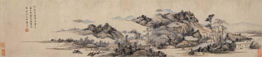 LI LIUFANG (1575-1629)
