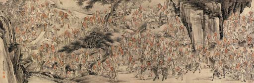 WANG QUAN (Qing dynasty)