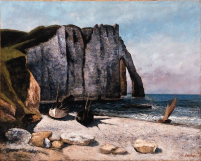 Gustave Courbet*(1819-1877)