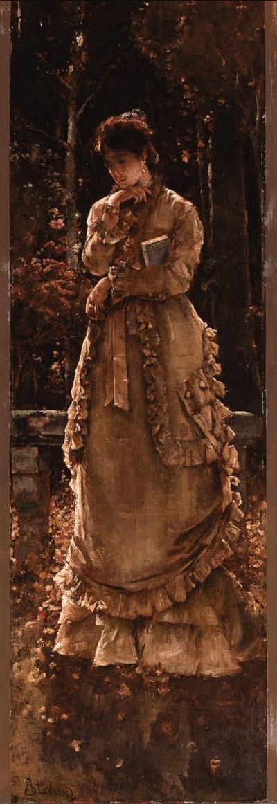 Alfred Stevens (1823-1906)