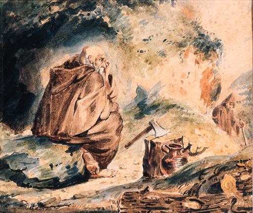 Eugne Delacroix (1798-1863)