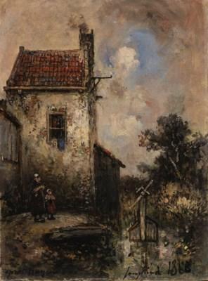 Johan Barthold Jongkind* (1819
