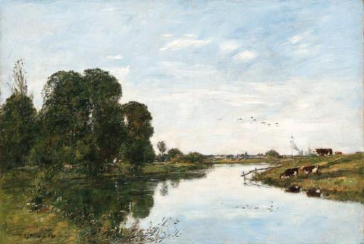 Eugne Boudin (1824-1898)