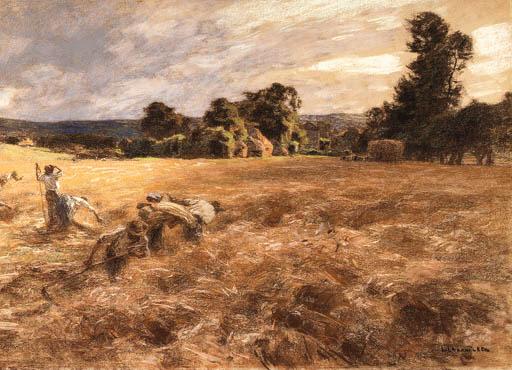 Lon-Augustin Lhermitte (1844-1