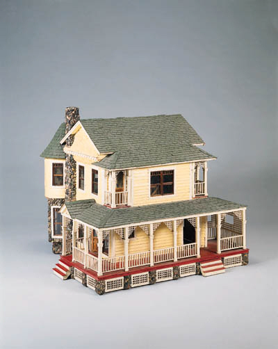 Robert The Doll House