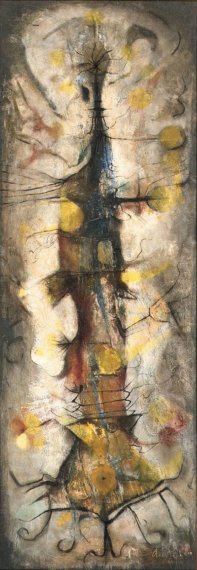 Angel Acosta Len (1930-1964)