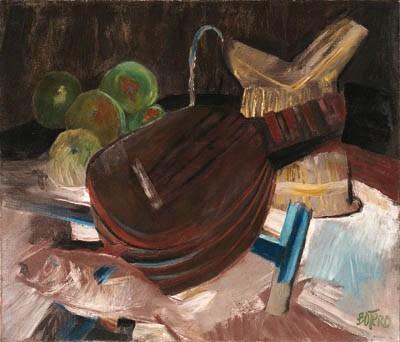 Fernando Botero (b. 1936)