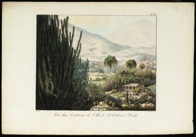 CHORIS, Louis (1795-1828). Vue