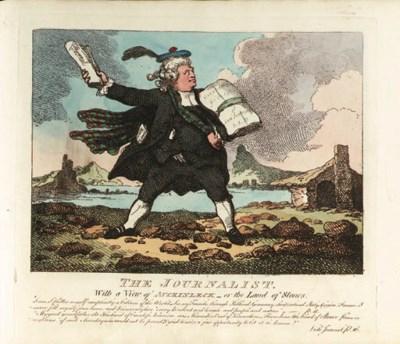 ROWLANDSON, Thomas, illustrato