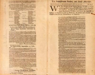 [UNITED STATES CONSTITUTION].