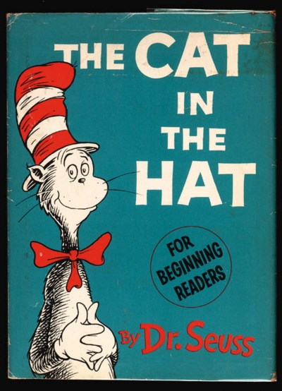 SEUSS, Dr.  The Cat in the Hat