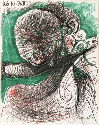 Pablo Picasso (1881-1971)