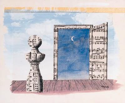 Ren Magritte (1898-1967)