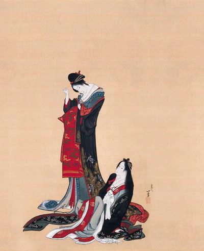 KATSUSHIKA HOKUSAI (1760-1849)*