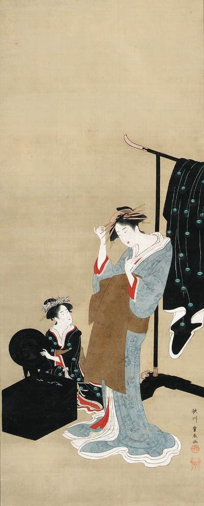 UTAGAWA TOYOHARU (1735-1814)*
