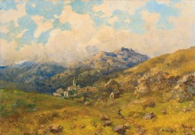 LORENZO GIGNOUS (1862-1958)