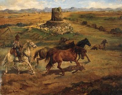 ENRICO COLEMAN (1846-1911)
