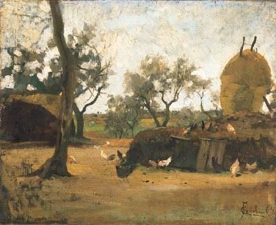 FRANCESCO GIOLI (1846-1922)