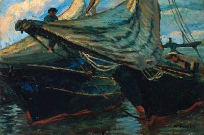 MARIO PUCCINI (1865-1920)