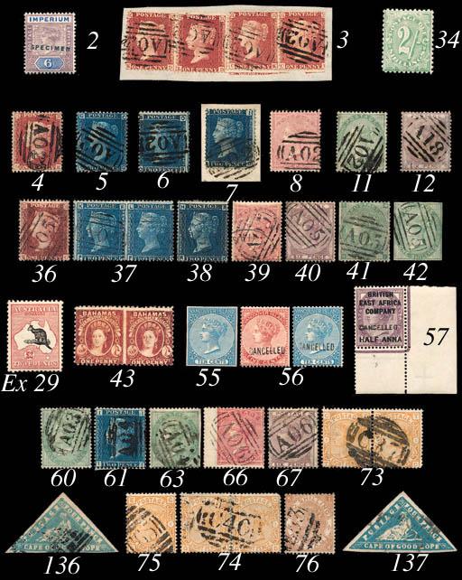 unused  1862 no watermark, per