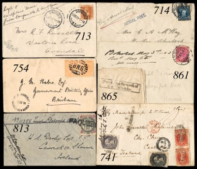 cover 1862 (25 Oct.) envelope