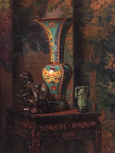 Hubert Vos (1855-1935)