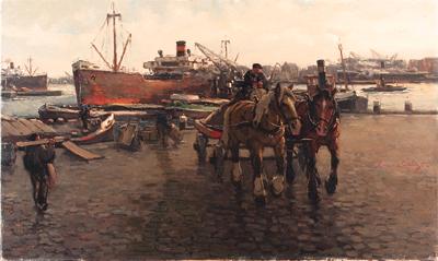 Arnout van Gilst (1898-1942)