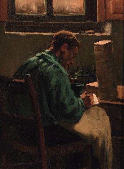 Anthon Gerhard Alexander van R
