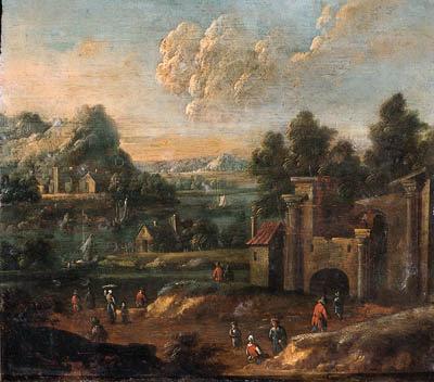 Circle of Pieter Bout (1658-17