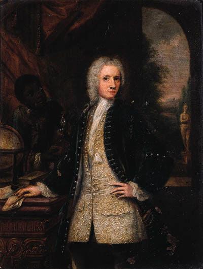 Johannes Vollevens II (1685-17