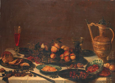 After Pieter Claesz.