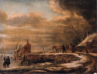 Klaes Molenaer (1630-1676)