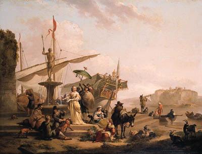 After Nicolaes Pietersz. Berch