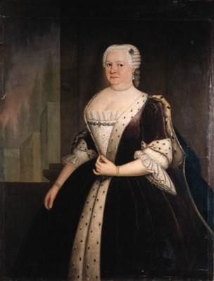 A.F. Häbert (active circa 1739