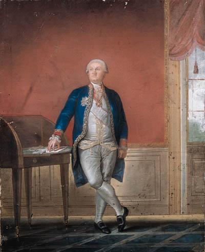 Daniel Woge (1717-1797)