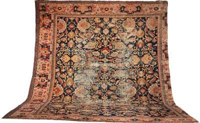 A massive Ziegler carpet