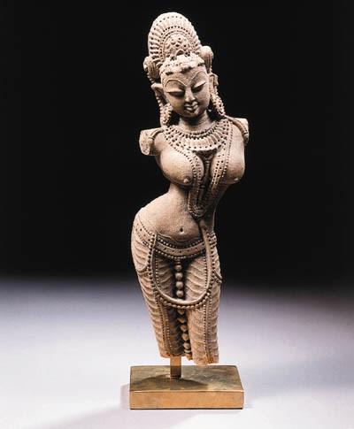 a central indian sandstone fem
