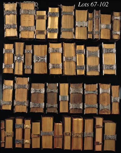 A collection of six Dutch bibl
