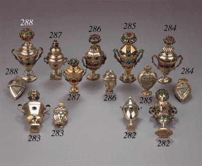 Two various Danish silver and