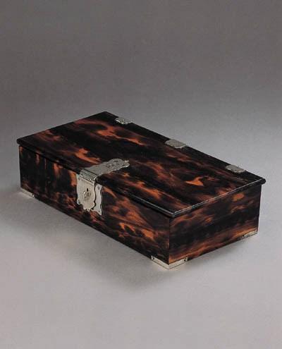 A colonial calamander wood cas