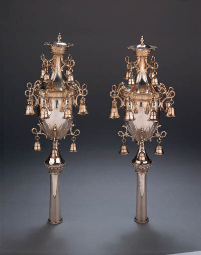 A Pair of Magnificent George I